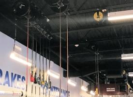 Overhead Reel System